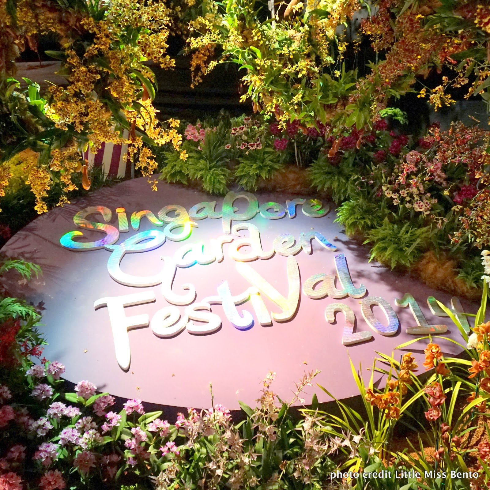 2014 returns for this year from 16 to 24 august 2014 at a new location gardens by the bay a magical garden experience with 50 gardens and flower
