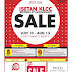 10 July - 13 Aug 2015 Isetan KLCC Renewal 3rd Anniversary