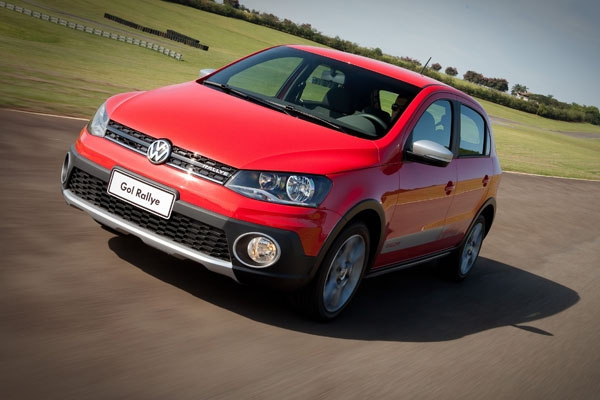 novo Volkswagen Gol Rallye 2014 frente