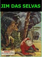 """JIM DAS SELVAS - """"Fúria no Congo"""" - 1951"""