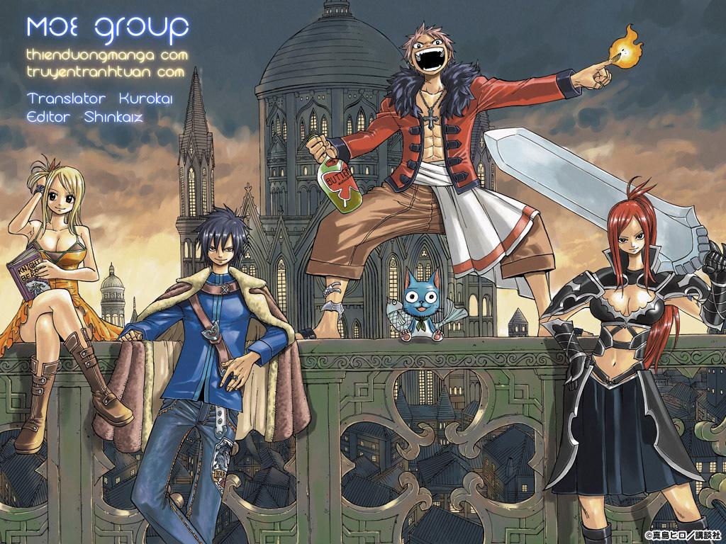 TruyenHay.Com - Ảnh 1 - Fairy Tail Chap 286