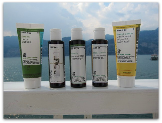 Korres Holiday In Greece kit