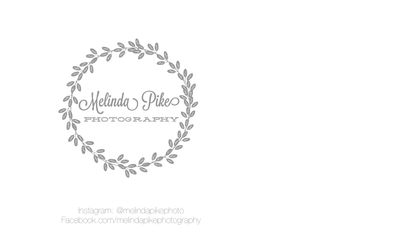 Melinda Pike Photography
