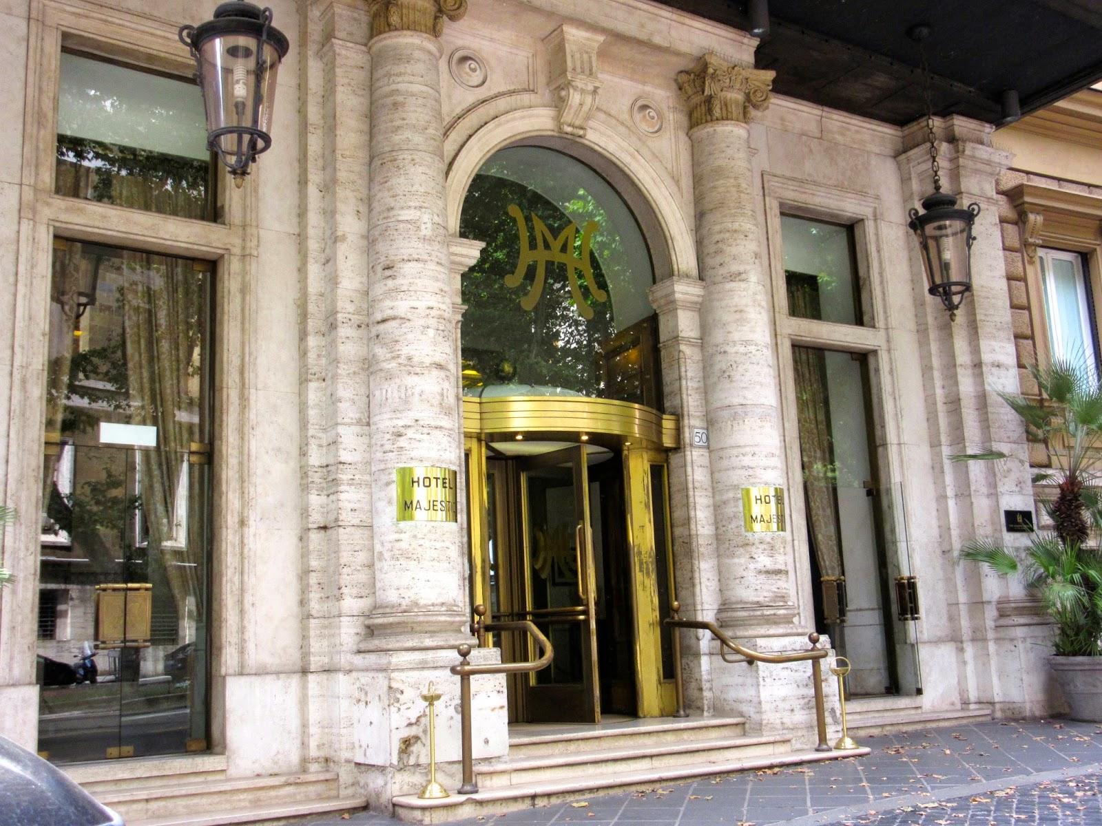 Hotel Veneto Palace - Roma, Italia