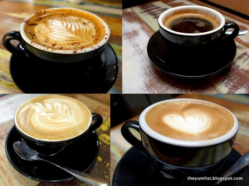 best coffee in KL