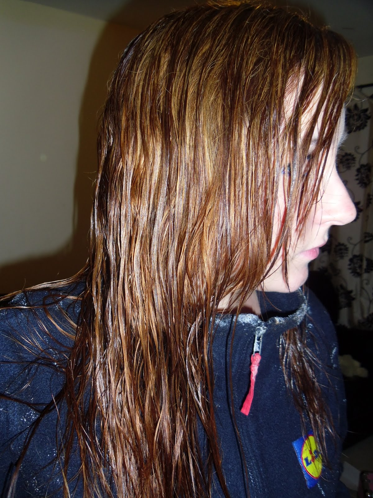 ... Related: Red Tips On Light Brown Hair , Purple Tips On Brown Hair