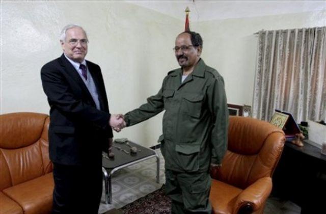 Washington apoya los esfuerzos de Christopher Ross para el Sáhara Occidental