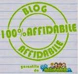 Premio blog 100% affidabile!