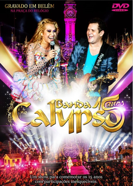 Banda Calypso 15 Anos (2015)