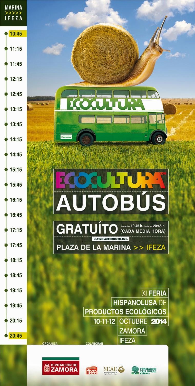 PARADA BUS Ecocultura2014