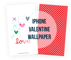 Valentine iPhone Wallpapers