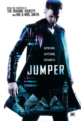 Watch Jumper 2008 BRRip Hollywood Movie Online | Jumper 2008 Hollywood Movie Poster