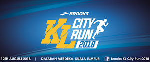 Brooks KL City Run 2018 - 12 August 2018