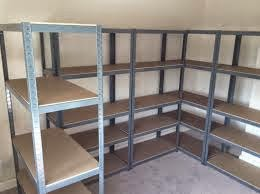 garage shelving units uk