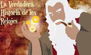 """""""La verdadera historia de los relojes"""" en el Museo Nacional de Artes Decorativas - www.losplanesdemaria.com"""