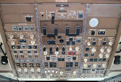 Simulando o voo BA0247: de Heathrow a Guarulhos no Boeing 747  Overhead