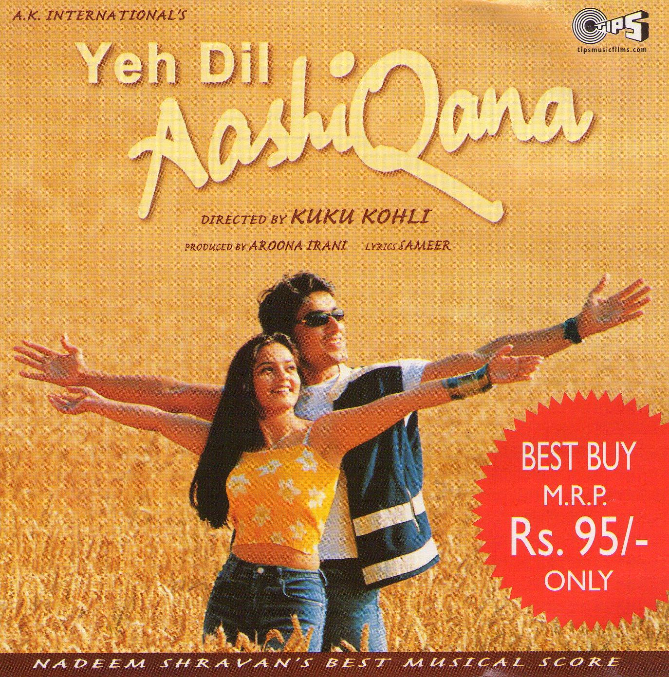 Yeh Dil Aashiqana (Remix) Song Download Shaan - DjBaap.com