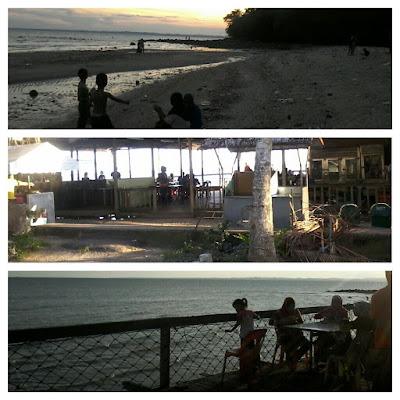 Tempat Menarik di Tawau | Pantai Batu Payung