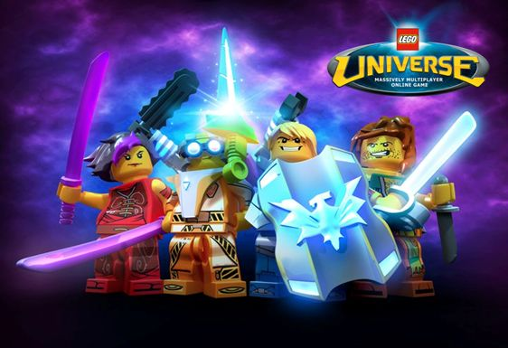 LEGO Universe game PC