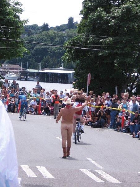 Nude Parade