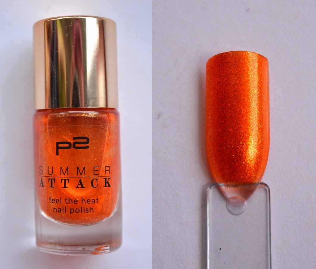 [Nagellack] 7 shades of... orange!
