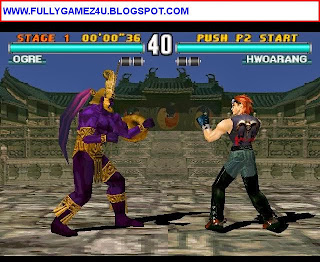 Download Tekken 3 End Verson