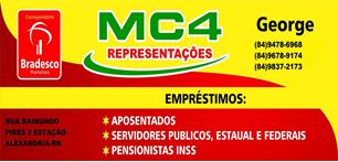 MC4 REPRESENTAÇÕES