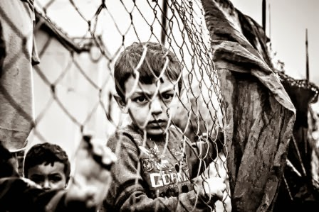 Retratos da Resistência por Leandro Taques. Palestina, 19/04/2013
