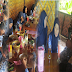 Tasyakuran Keluarga Besar MTs Negeri Majenang di RM Trijaya