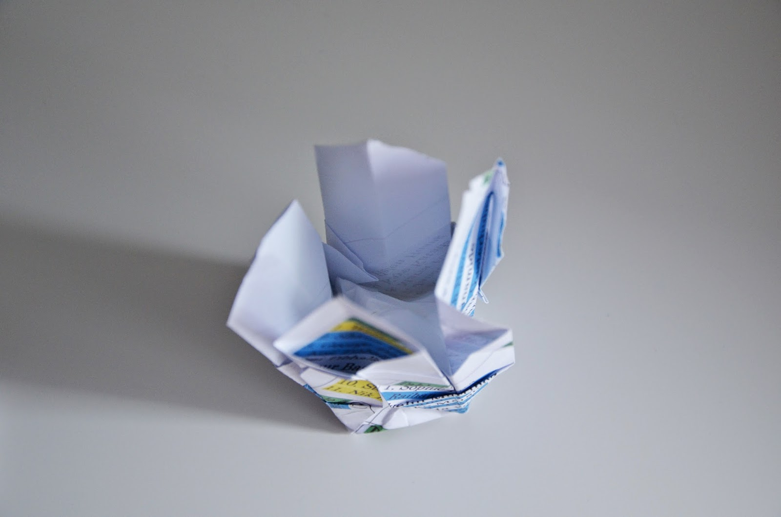 Origami toy for kids