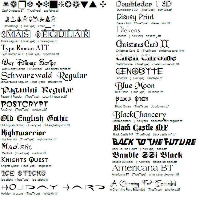 Merhaba arkadaşlar google web font da bir sürü font var fakat bir o