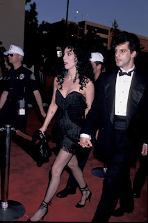 Cher at the 1989 Academy Awards