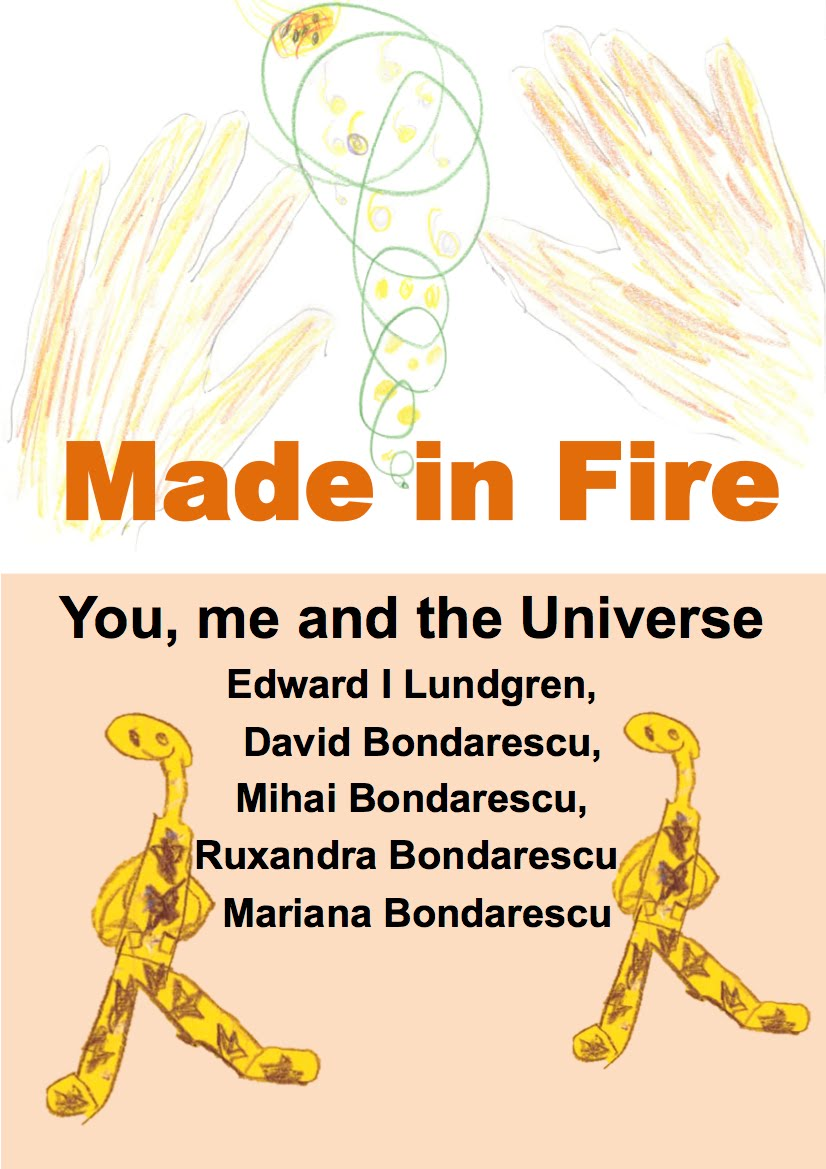 Made In Fire: You, me, and the Universe