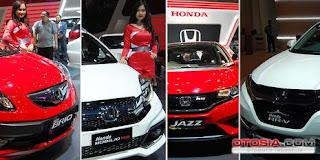 5 Mobil Honda Edisi Terbatas di GIIAS...Wes Keyen Broe !!!