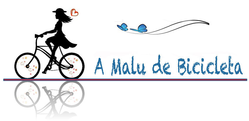 A Malu de Bicicleta