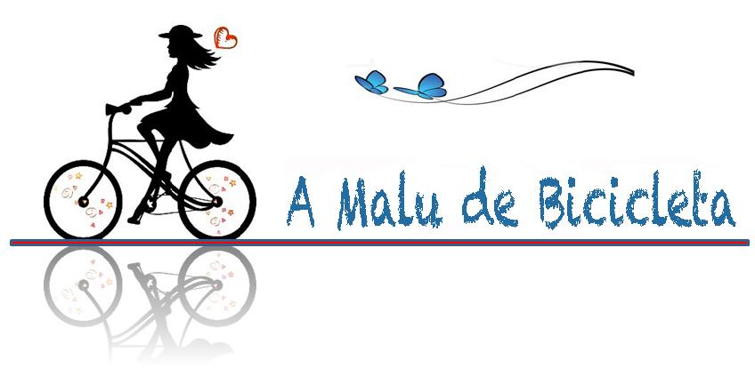 A Malu de Bicicleta