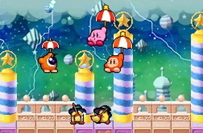 Gaming rocks on review kirby super star ultra as pretty as it was on the snes it looks even better on the ds publicscrutiny Gallery
