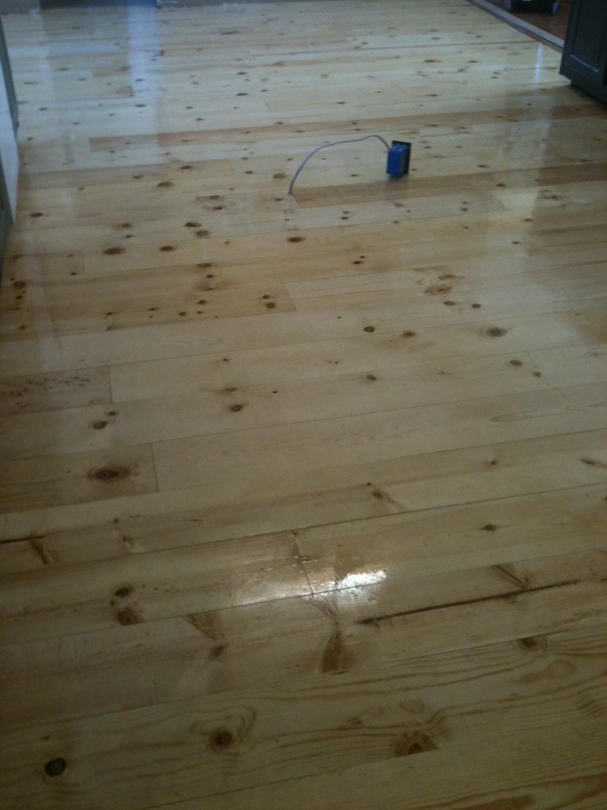 Free Spirit Creations Pine Floors