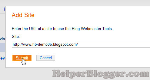 How To Verify Your Blog On Google,Bing And Yahoo - HB SEO Series