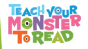Teach your Monster to read!