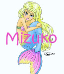 I'm also known as Mermaid Mizuko!
