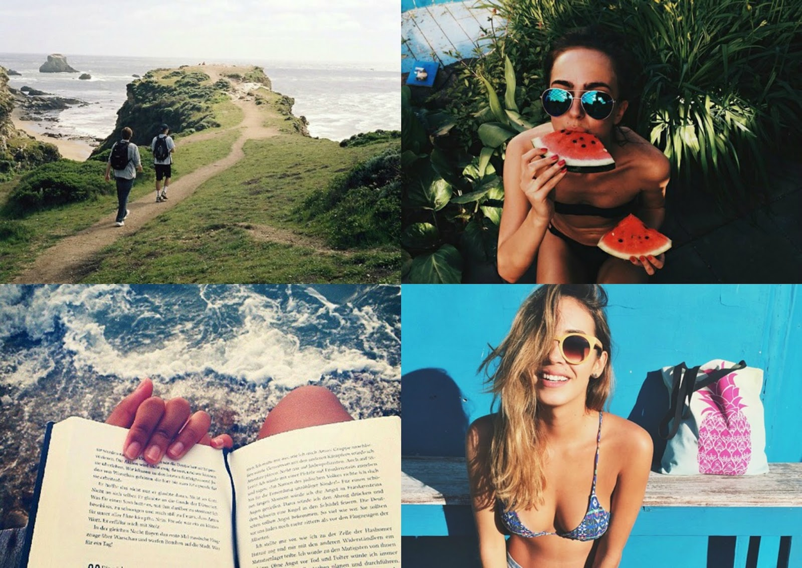 Inspiração para tirar fotos no verão #3