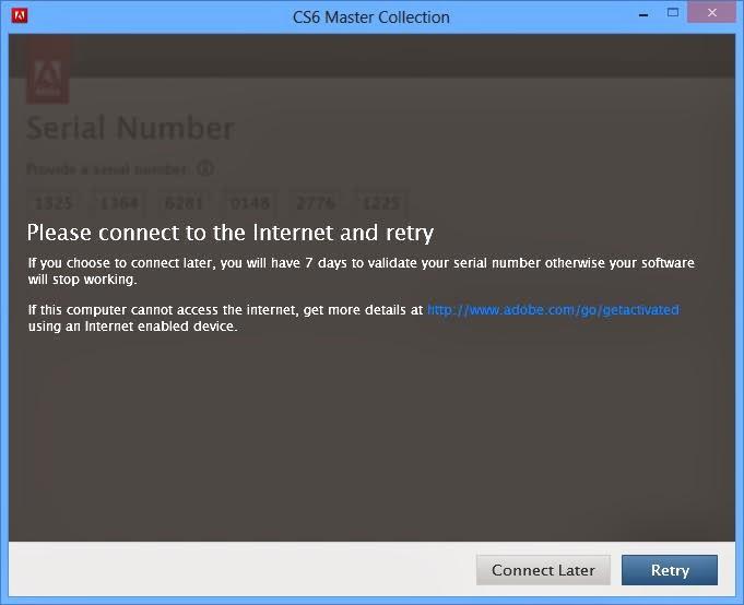torrent cs5 keygen master collection