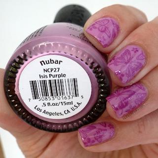 Pueen Love Elements, Nubar Isis Purple