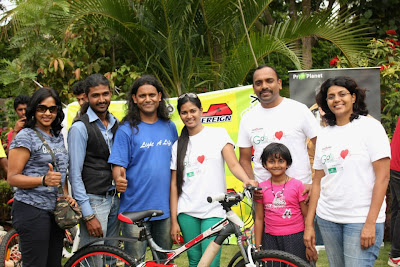 Reena Raju in Go Cycling Go Green Volume 2
