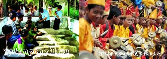 Keunikan Alat Musik Talempong Batu Talang Anau