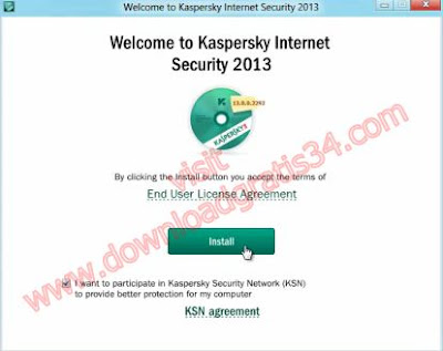 KIS-2013-License-key
