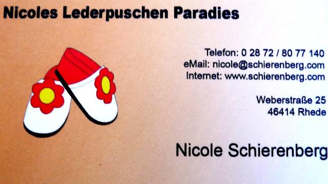 Nicoles Lederpuschen Paradies