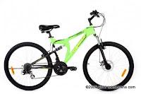 Sepeda Gunung UNITED COMMAND DISC - FullSus XC Series