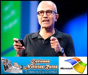 El Hindu Toma posicion en la Presidencia de Microsoft